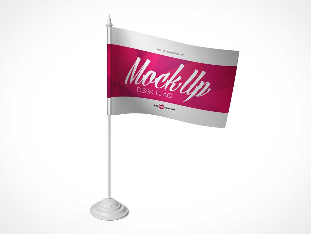 Desk Flag Design