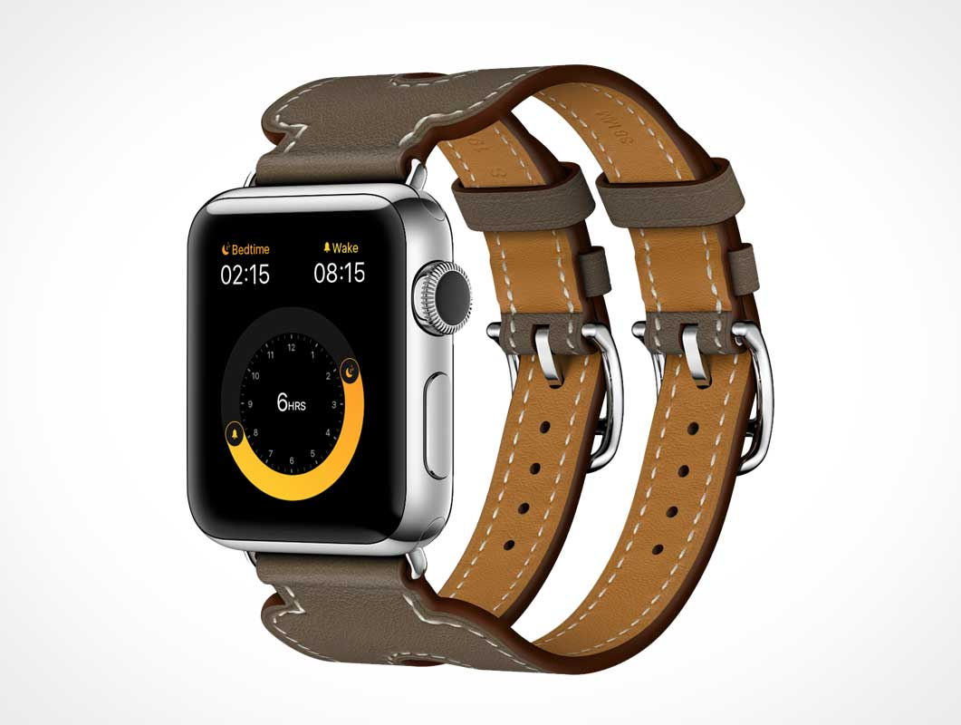 iWatch Plus Leather Strap