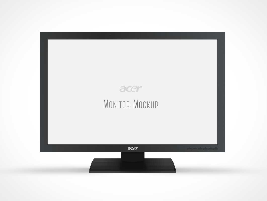 Acer Monitor Unit