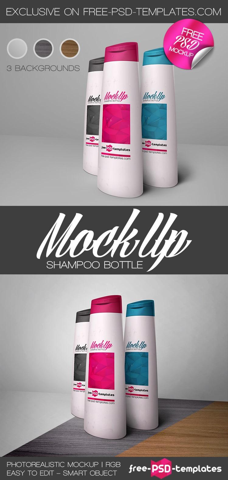 Shampoo Bottle Design