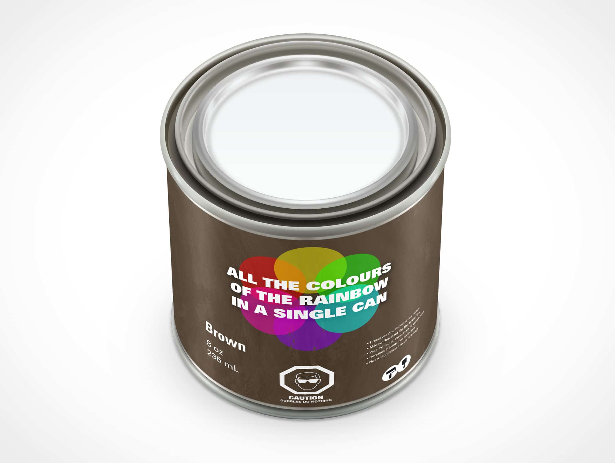Small Paint Can