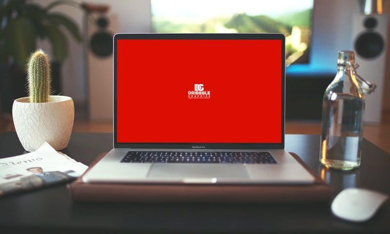 MacBook Pro Plus Workspace