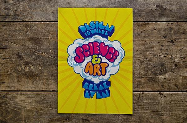 Poster Flyter PSD Mockup Design