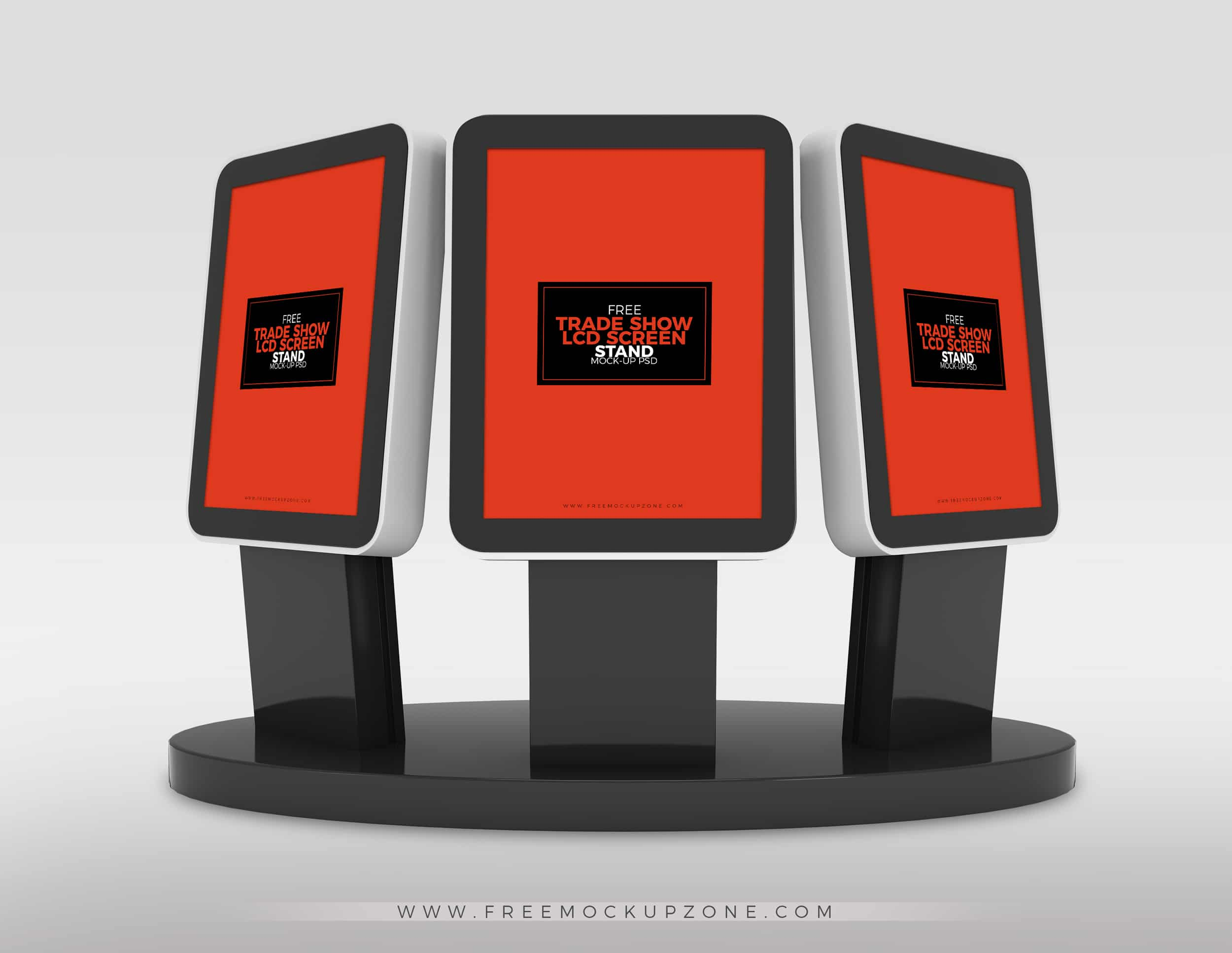 Trade Show LCD Screens