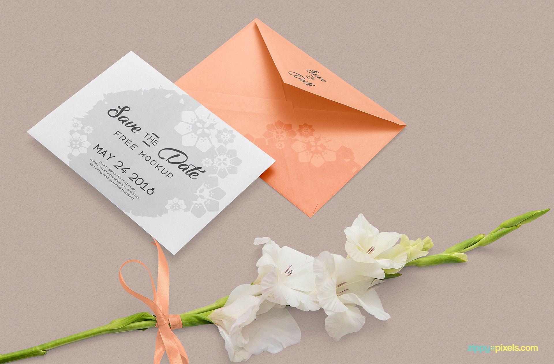 Square Greeting Card Mock Up Temp Product Mockups Creative Market