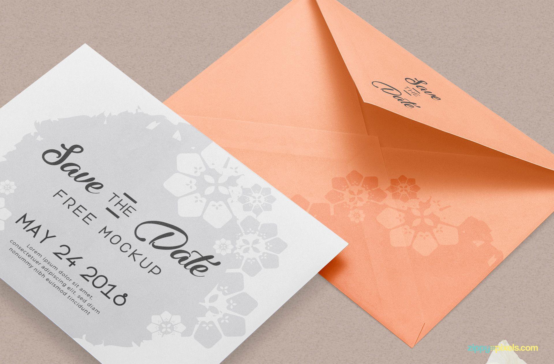 greeting card psd mockup download for free  designhooks
