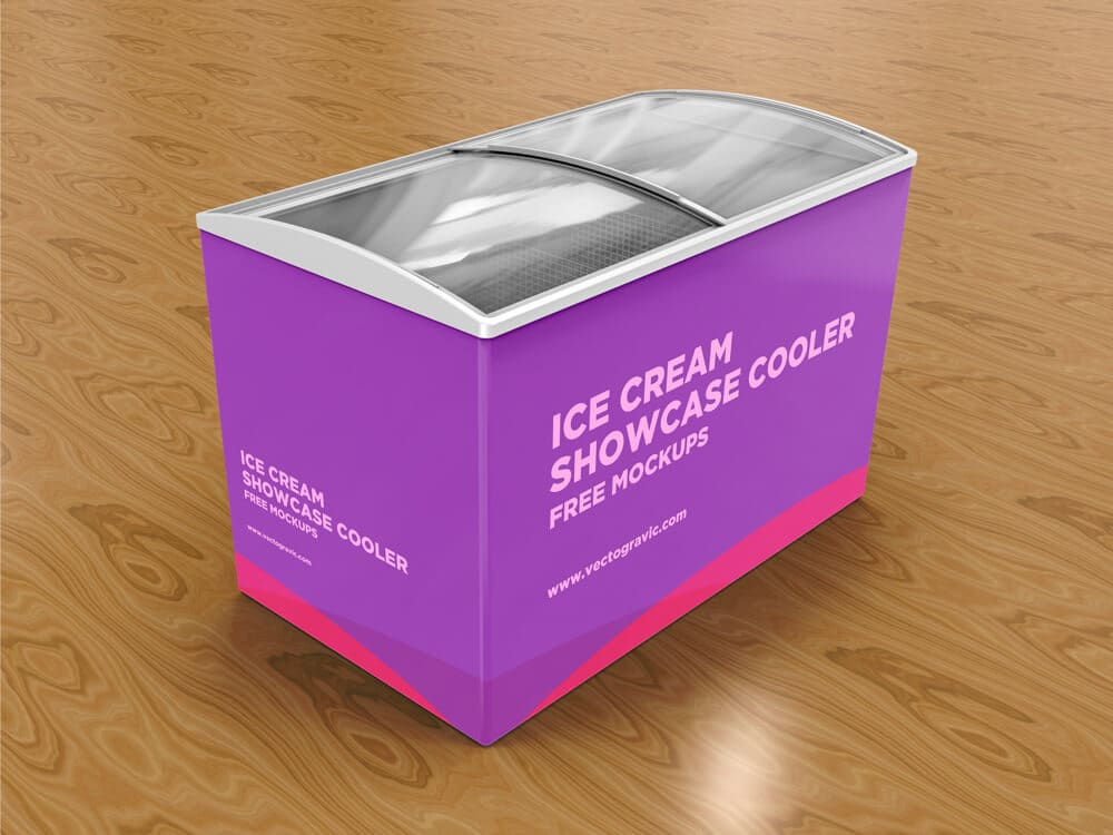Ice Cream Cooler