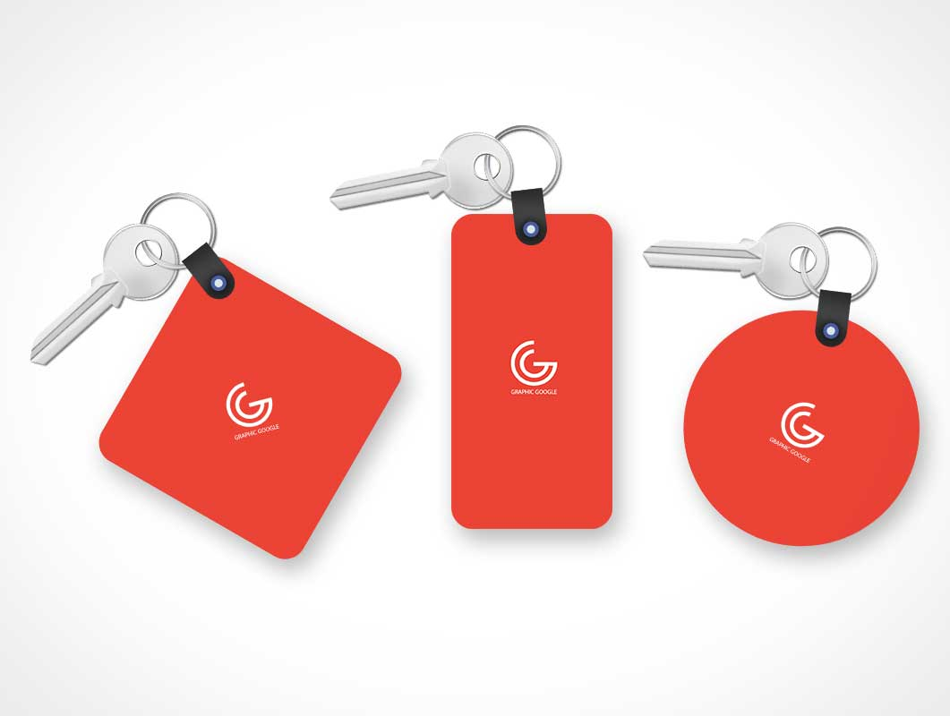 Customizable Key Tag