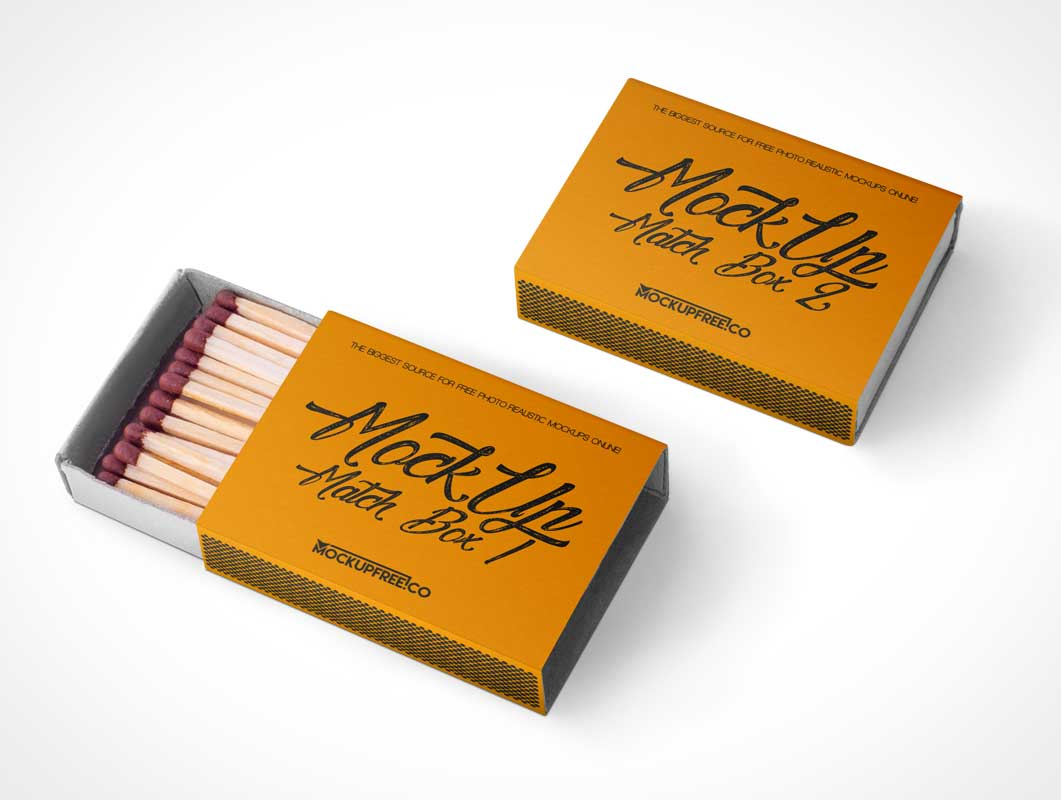 Matchstick Inside Box