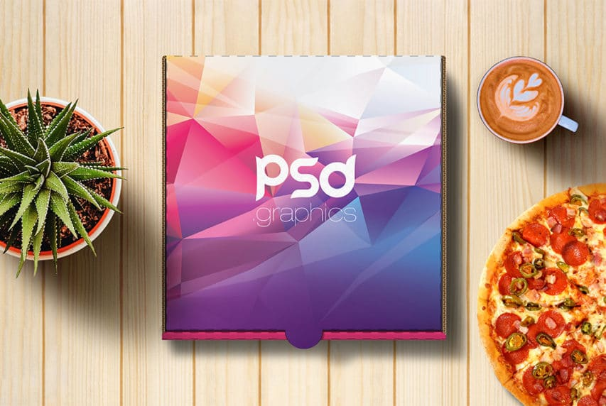 Pizza Plus Closed Box