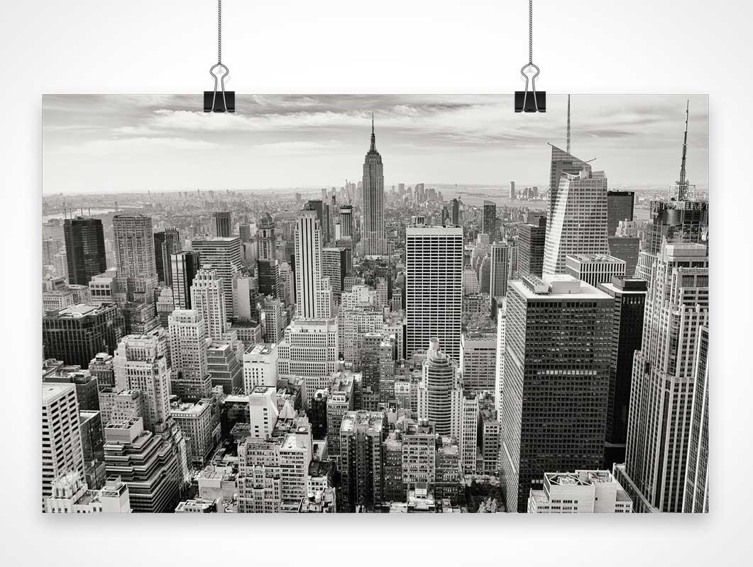 Improvised Hanging Poster