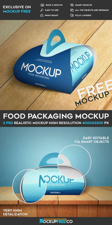 Easy Carry Food Packaging