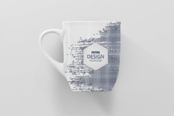Sublimation Mug PSD Mockup with Stunning Design & Useful Features