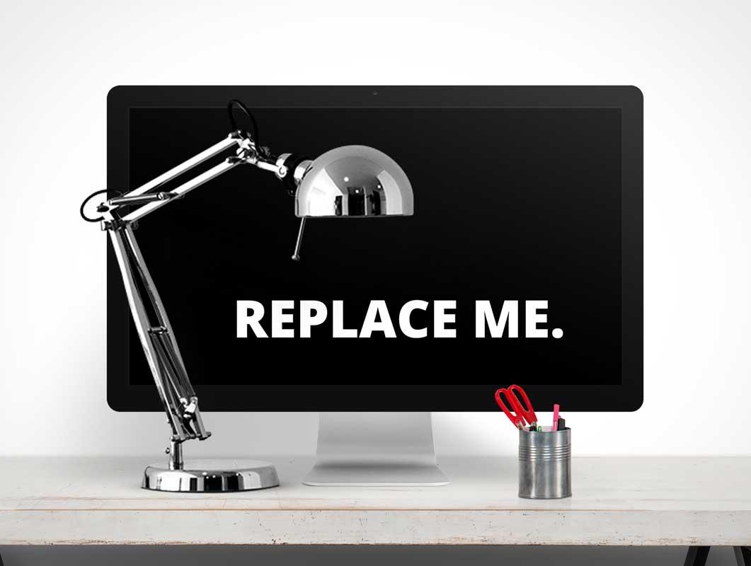 iMac Plus Desk Lamp