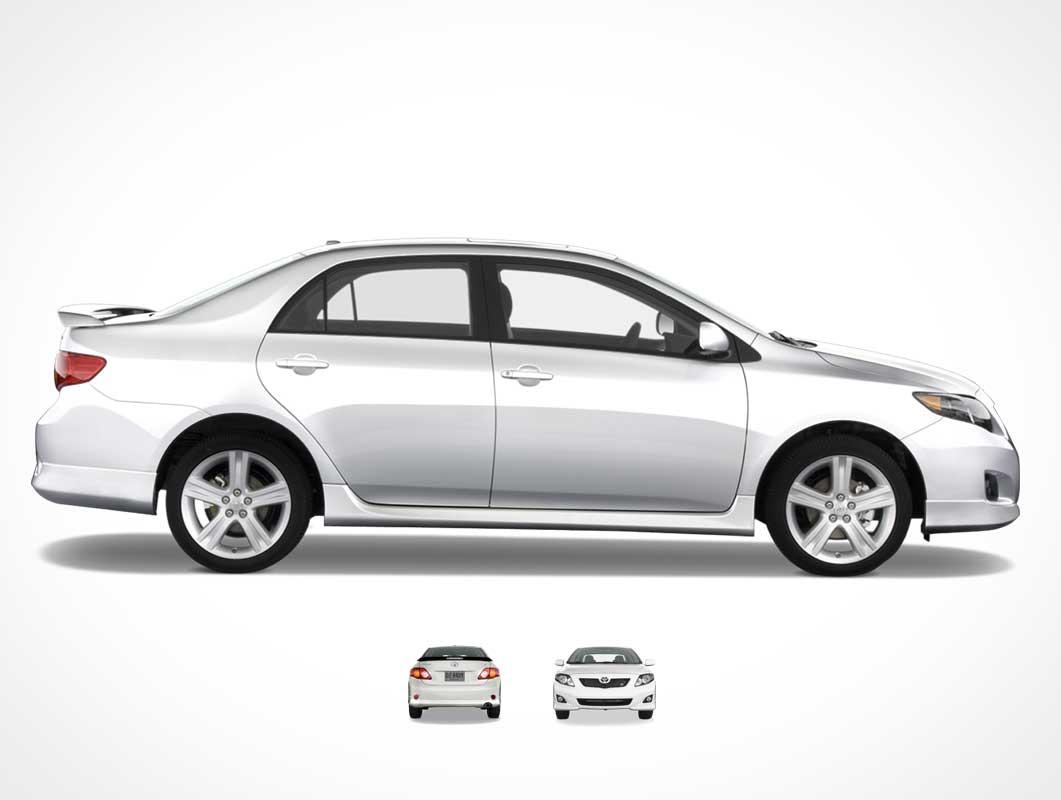 Toyota Corolla Sedan Car
