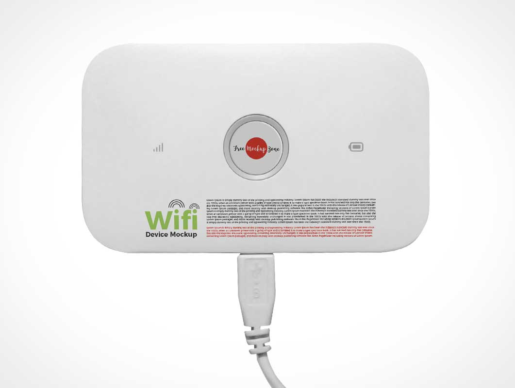 Portable WiFi Device
