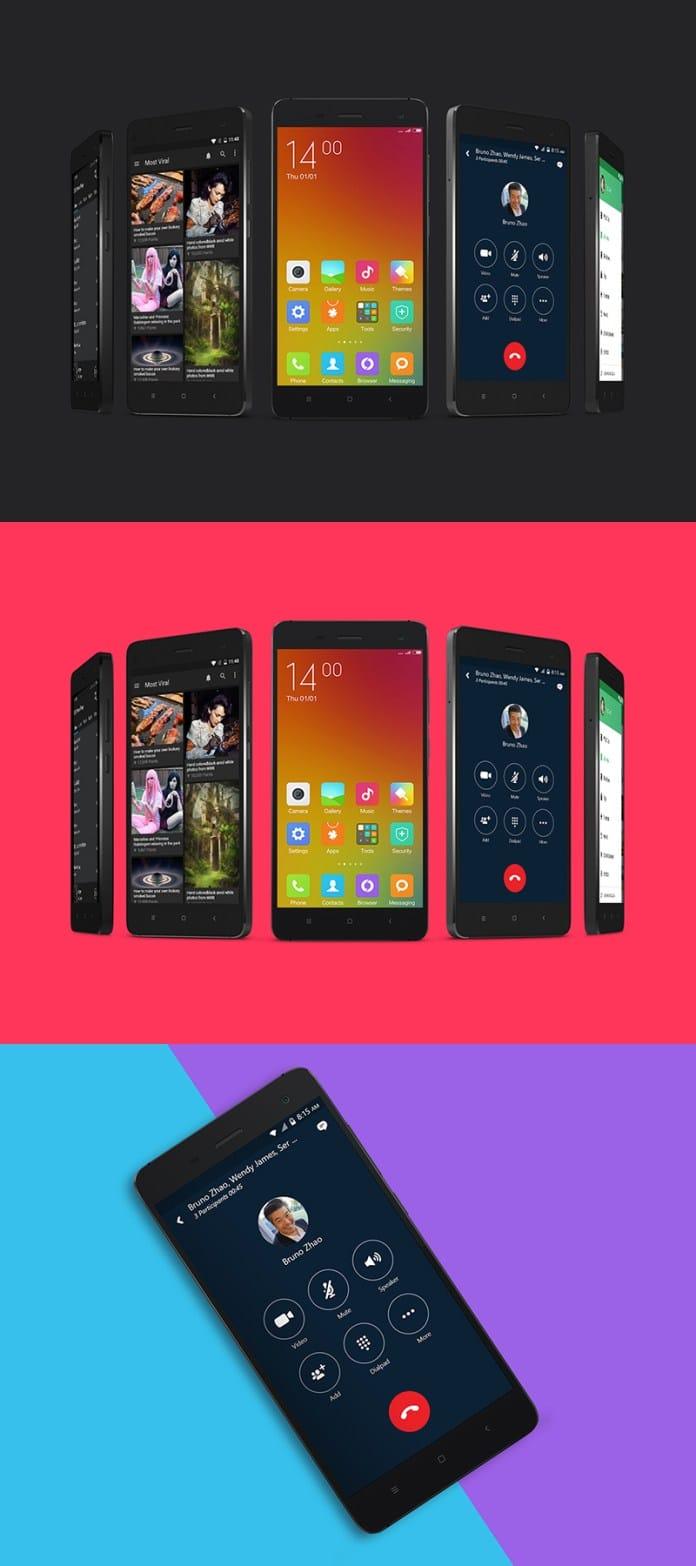 Multiple Smartphone Designs