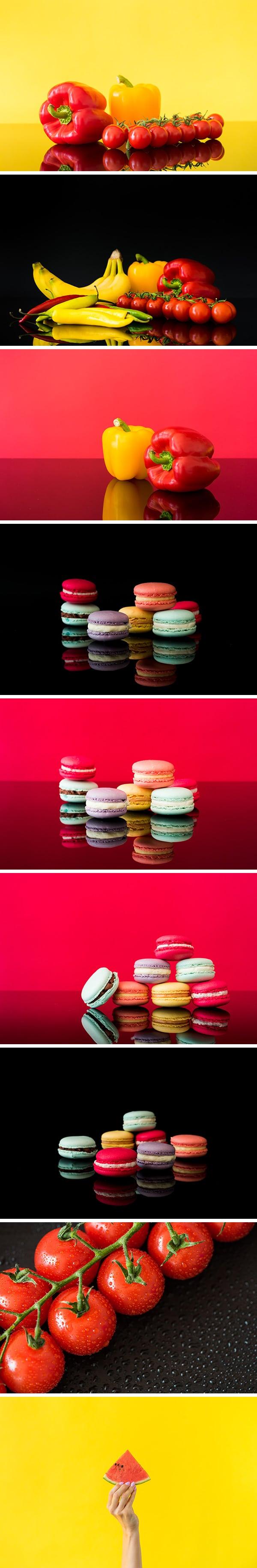 Food Studio Shots