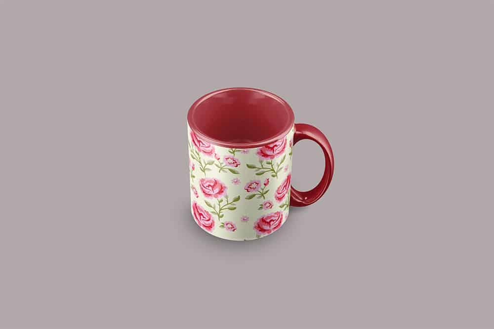 free promotional mug mockup