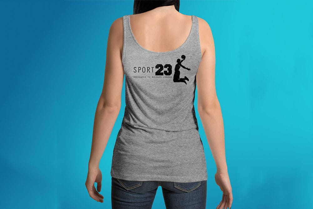 Shirt mockup free psd