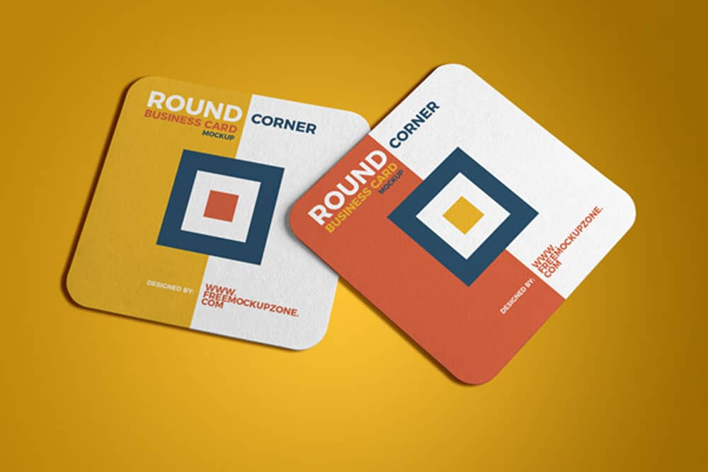 Download this free square business card mockup in psd designhooks square business card mockup reheart Gallery