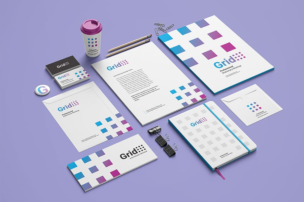 download this free stationery mockup in psd designhooks