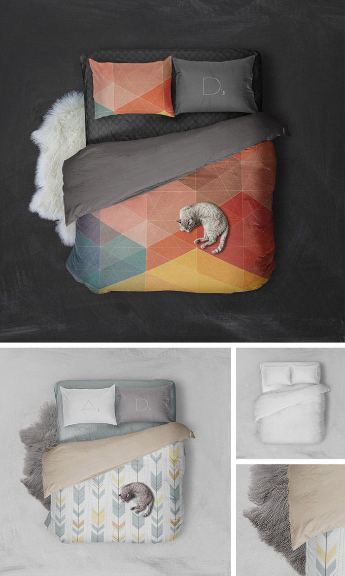 Comfortable Bed Linen