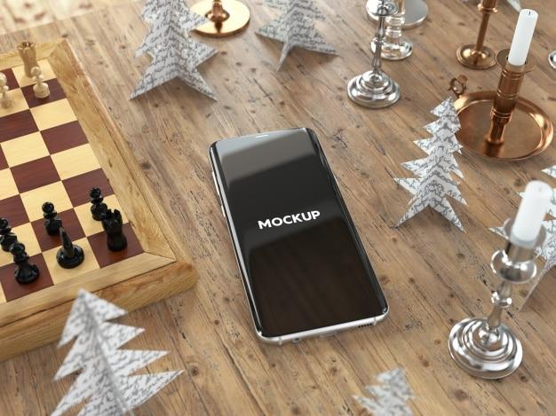 Phone Plus Chess Game