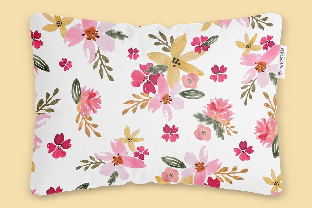 pillow design mockup