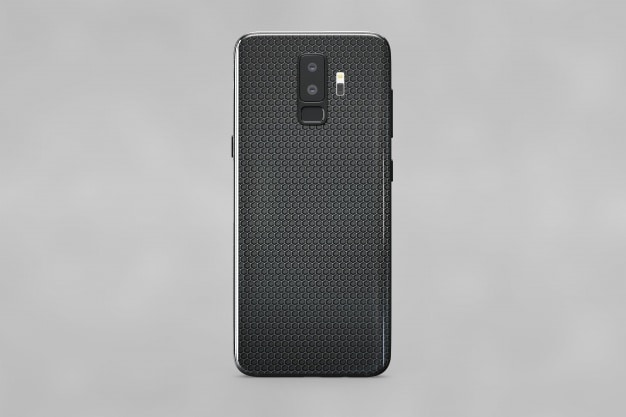 Smartphone Rear View