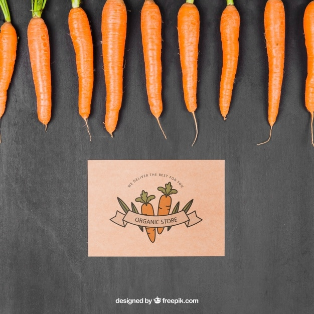 Customizable Carrots