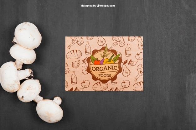 Customizable Mushrooms