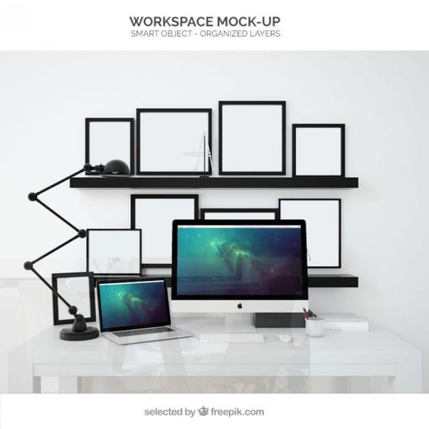 Workspace Plus Apple Devices