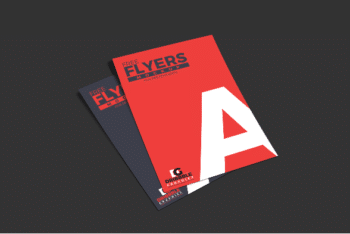 Flyer PSD Template Available For Free