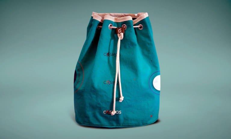 Sack Bag PSD Mockup Template Design