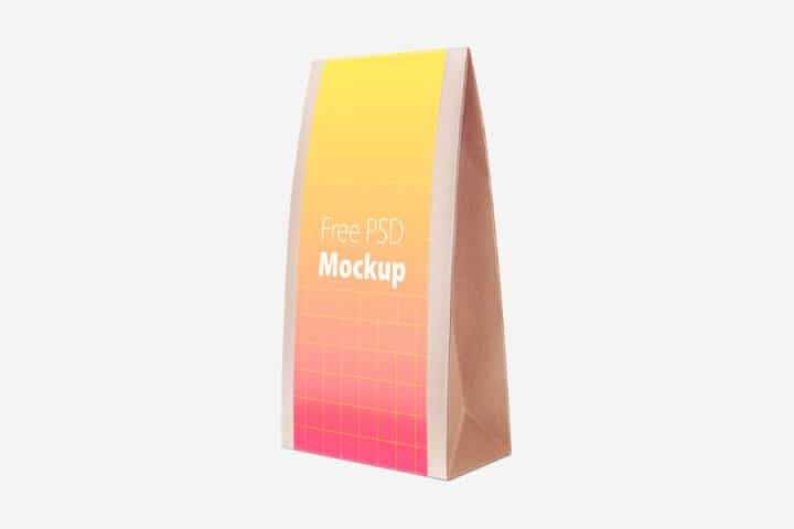 Triangular Paper Package