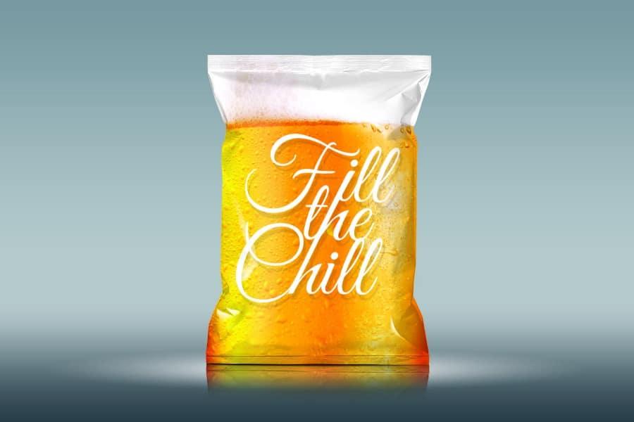 Free Snack Chips Foil Pack Mockup In Psd Designhooks