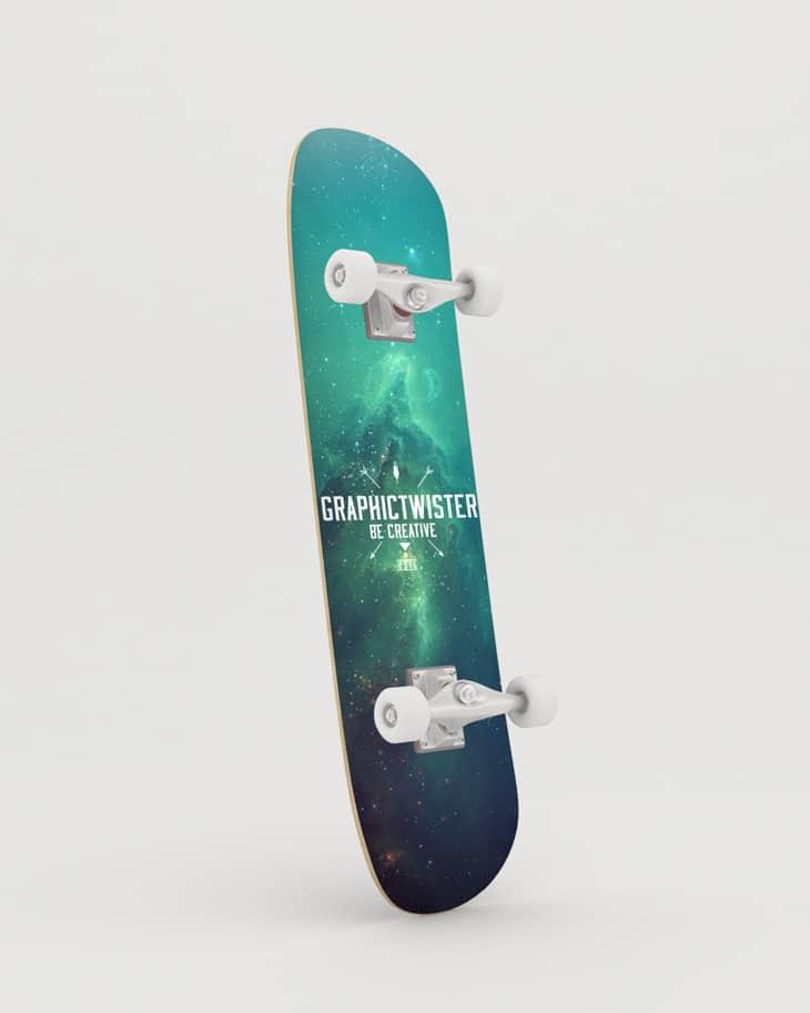 Customizable Awesome Skateboard
