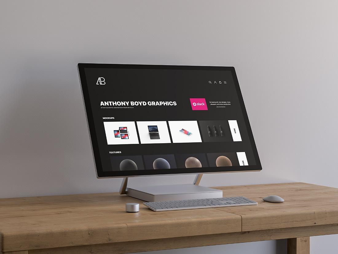 Surface Studio Plus Table