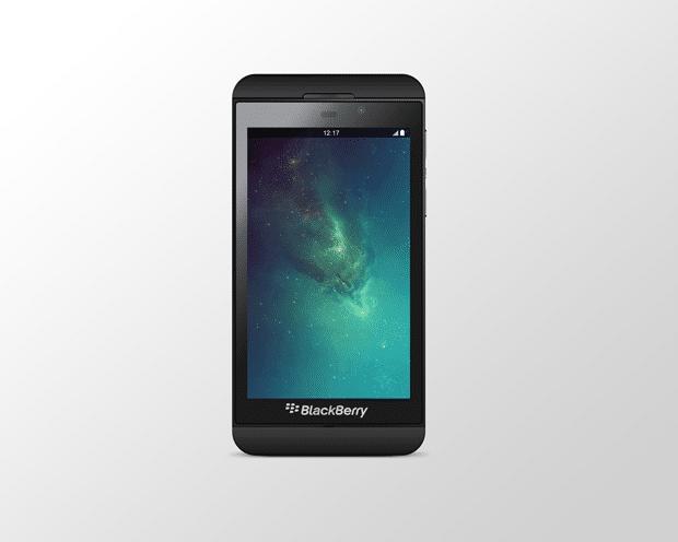 Blackberry Z10 Phone