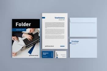 Free Download Branding Identity Mockup