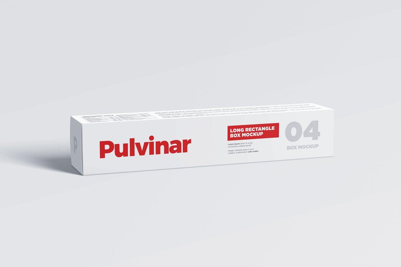 Long Rectangular Box Packaging