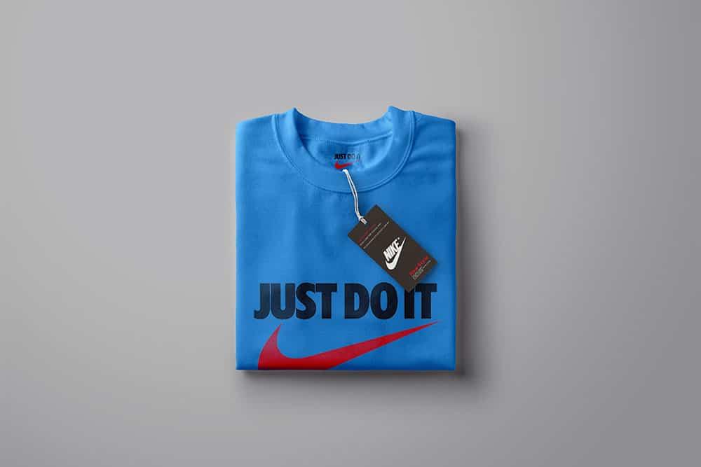 folded sweat shirt mockup