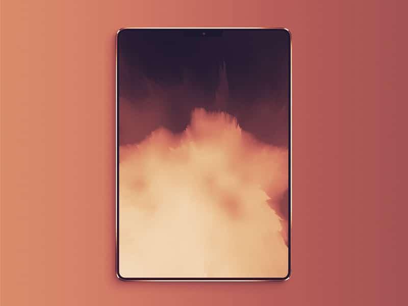Gorgeous 2018 iPad