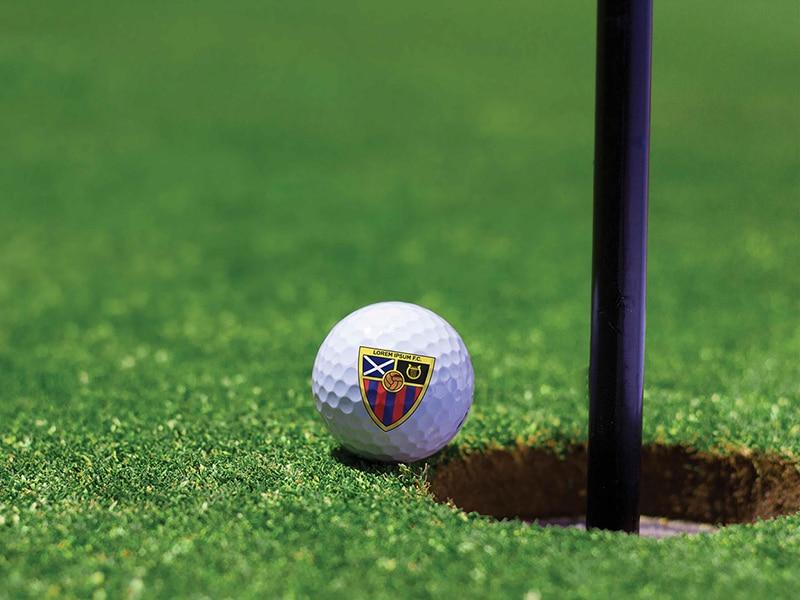 Golf Ball Plus Hole