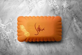 Free Soap Mockup In PSD