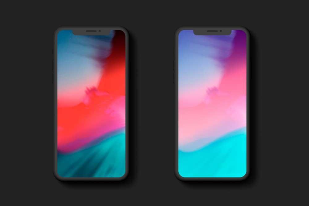 customizable iphone x mockup