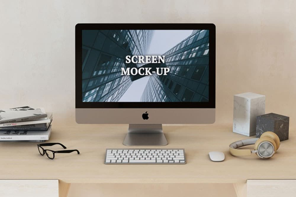 free download imac mockup