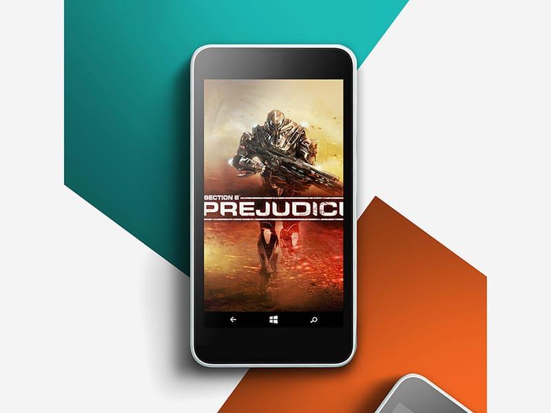 Lumia Phone Device