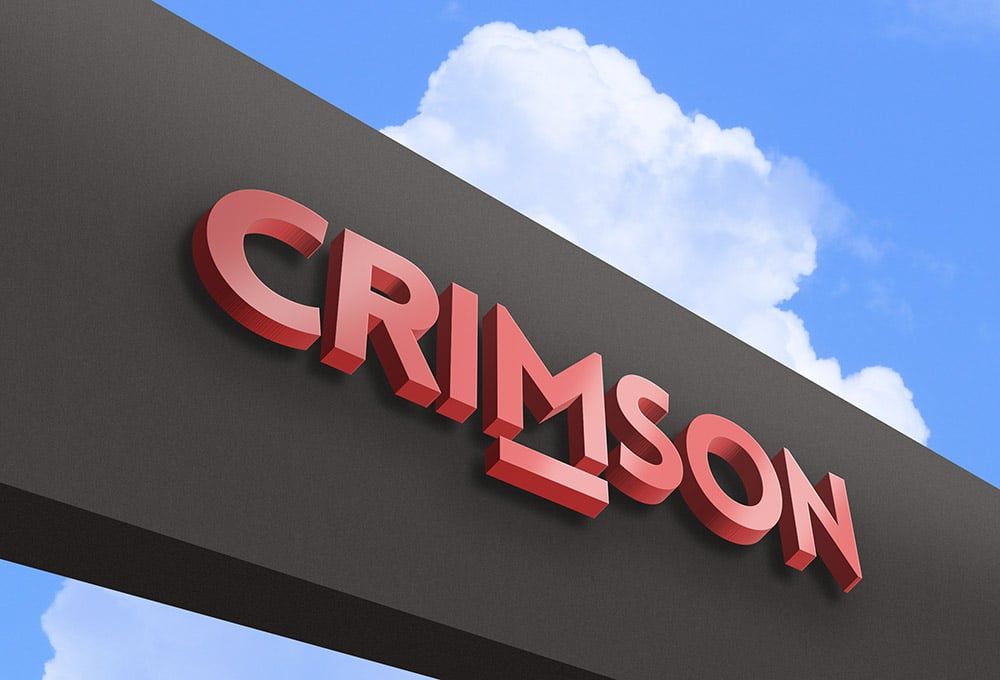Crimson Outdoor Logo